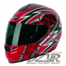 KASK NITRO N1100 RED/BLACK